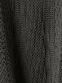 [Rakuten Fashion]CFCコットンジャカードVネックプルオーバーカットソー UNITED ARROWS green label relaxing ユナイテッドアローズ グリーンレーベルリラクシング カットソー Vネックカットソー グレー ホワイト【送料無料】