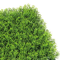 【UVカット】屋外対応・人工芝・2枚セット・グリーングラスガーデンマット(口30cm×厚み5.5cm)(人工観葉植物/造花)(エクステリア/園路/ディスプレイ)