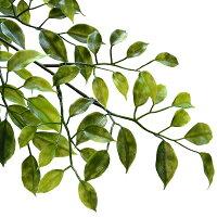 【屋外用・人工植物】ミニ・フィカスベンジャミンB・パーテーション全高1.8m(間仕切りタイプ)(フェイクグリーン/アウトドアグリーン/造花/人工樹木/人工観葉植物)(野外対応・野外用・屋外対応)