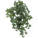 屋外対応 アイビー フェイクグリーン 全長64cm 2本セット(人工観葉植物 お庭 バルコニー テラス 屋上 インテリアグリーン おしゃれ)