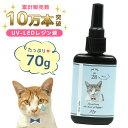 【大容量UV-LEDレジン液】70g 『コスパ&クオリティー...