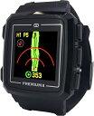 【メーカー直営・送料代引無料】(売り切れ御免!アウトレット品)日本初!みちびきL1S対応で誤差1mのGPSゴルフナビ GreenOn『THE GOLF WATCH PREMIUM II』(グリーンオン『ザ・ゴルフウォッチ プレミアム2』)[腕時計型][GPSキャディー][GPS][ナビ][距離計][楽天]