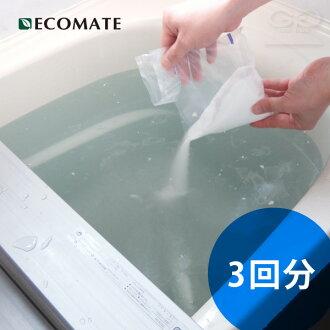 エコメイト bath boiler cleaner (3 min) (ECOMATE / bath boiler cleaning / bath boiler cleaning bath boiler cleaning / bath / bath SOAP / bathroom cleaner eco-detergent / water)
