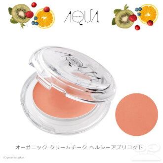 有機奶油柚木 Aqua Aqua AQUA AQUA (柚木柚木、 礦產、 製造日本、 有機化妝品)