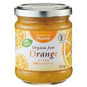 オーサワ 有機オレンジジャム 210g ow jn
