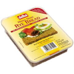 マーガリン等の油脂を使わず、栄養価の高い全粒粉で作ったジャーマンブレッド【レビューを書い...