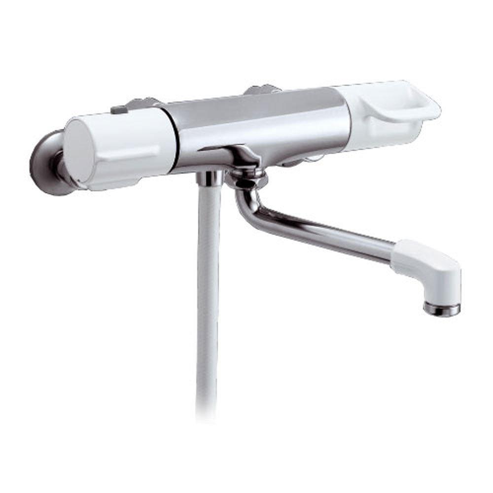 【送料無料】LIXIL サーモスタット付 シャワーバス水栓 RBF-711 | 樹脂ハンドル 35%節水