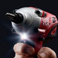 【送料無料】リョービ充電式インパクトドライバBID-1260658425A【取寄せ品】