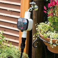 takagiタカギ自動水やりかんたん水やりタイマースタンダードGTA111[タカギ各種コネクターに接続](安心の2年間保証)