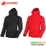 【国内正規品】 マムート アルパインガイドHSジャケット メンズ ハードシェル MAMMUT Alpine Guide HS Jacket Men
