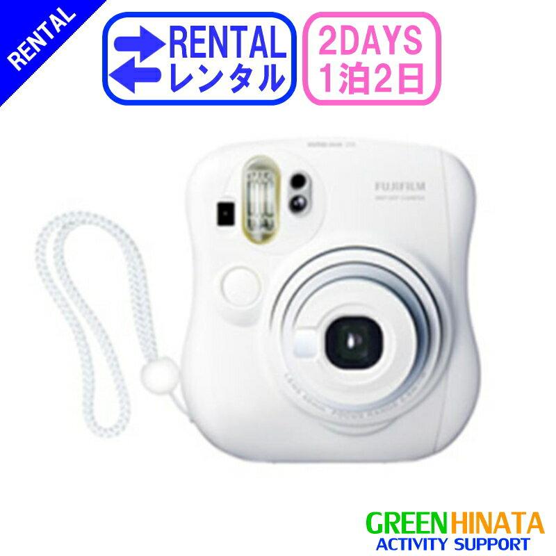 【レンタル】 【1泊2日mini 25】 フジフイルム チェキ インスタントカメラ チェキ レンタル FUJIFILM instax mini 25 チェキ レンタル