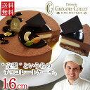 送料無料 チョコレートケーキ 誕生日『アントルメショコラ 1
