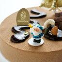 当店で一番人気のあるケーキが、クリスマスバージョンになって登場♪ラベイユドノエル(16cm)...