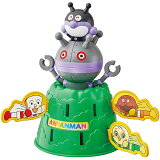 アンパンマン ばいきんまんとだだんだんドキドキアンパンチ! (対象年齢3才以上)/おもちゃ/グッズ/雑貨/ゲーム/遊び/ギフト/プレゼント/クリスマス/アガツマ