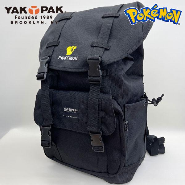 男女兼用バッグ, ショルダーバッグ・メッセンジャーバッグ YAK PAK() L(DPK-13800) pokemon