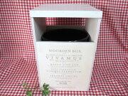アンティーク ボックス ホワイト プラスチック カントリー