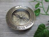 セール★素敵なアンティークコンパス AUTENTICO 62706/方位磁石/風水/地図/カントリー雑貨【袋60】