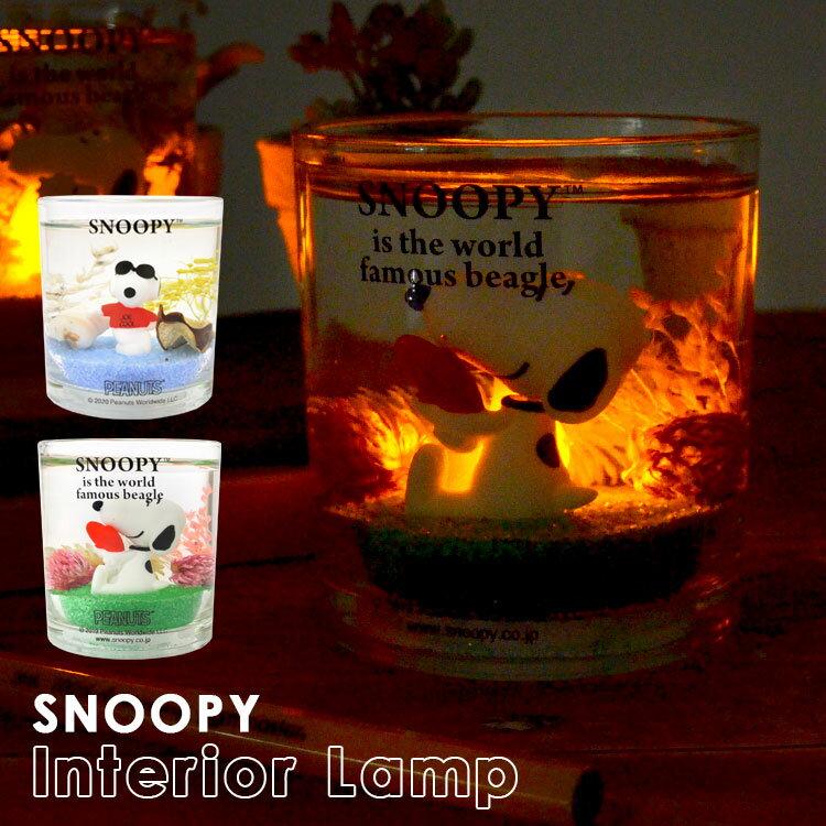 インテリアライト, キャンドルライト  led SNOOPY Lamp