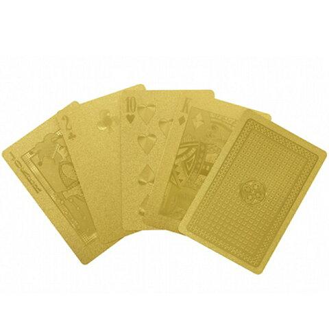 GOLDEN CARDS ゴールドトランプ LOA045-GD 6点迄メール便OK(id0a024) *バレンタイン クリスマス