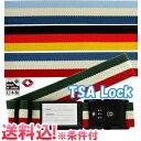 【メール便送料無料】TSAスーツケースベルト 国旗柄 日本製 va1a079-mail(va1a189)(1通につき1点迄)