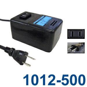 変圧器 海外 旅行 アップトランス 500W 日本製 AC100V⇒昇圧⇒110-120V TGK1012-500 (to6a042)