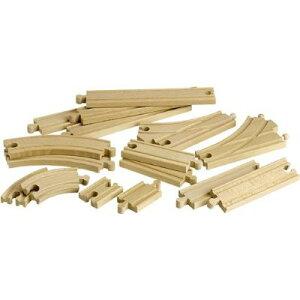 【レビューを書いてプレゼント】BRIO(ブリオ) 木製レール 木のおもちゃ 追加レールセット2 電...