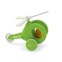 BRIO(ブリオ)木のおもちゃプルトイヘリコプター
