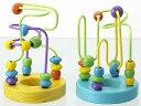 木のおもちゃ 知育玩具 ミニルーピングセット 2個セット・指遊び 【あす楽対応】