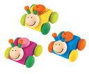 セレクタ社 木のおもちゃ Selecta 知育玩具 ドイツ製 ブーブーロリーナ 車 【あす楽対応】