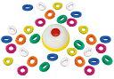 【レビューを書いてプレゼント】アミーゴ社 知育玩具 ドイツ製 リングディング ファミリーゲー...
