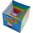 HABA ハバ社 スタックキューブ のりもの ベビー絵合わせ 数の勉強 知育玩具 ベビー キッズ