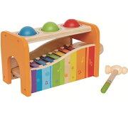 おもちゃ パウンドアンドタップベンチ ハンマー