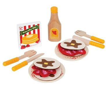 Hape ハペ社 パンケーキ おままごと スイーツ おやつ 食べ物 おもちゃ 【あす楽対応】