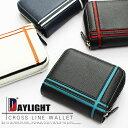 財布 メンズ 二つ折り 二つ折り財布 コンパクト 黒 白 ホワイト 赤...
