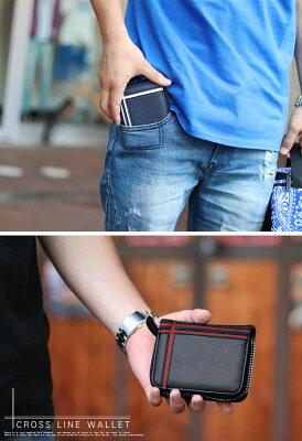 b82a07e43975 財布 メンズ ブランド DAYLIGHT/デイライト 商品名 ラウンドファスナーウォレット カラー 4色展開 素材 合成皮革 備考  札入れ×1箇所、カード入れ×10箇所、ファスナー ...