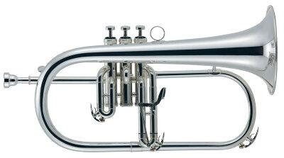 Brasspireunicorn(ブラスパイア)BPFG-850SSBbフリューゲルホルン銀メッキ