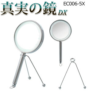 真実の鏡DX両面型LED付EC005AC-5X