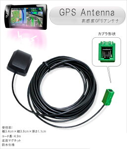 高感度GPSアンテナ