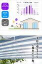 日よけ シェード スクリーン オーニング サンシェード バルコニー シェード ベランダ フェンス 100×180cm 1.8m 目隠し 目かくし 紫外線 UV対策 省エネ 節約 節電 よしず 洋風 タープ おしゃれ 長方形 3