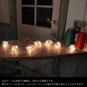 LEDキャンプイルミネーションクリスマス電球ランプガーランド