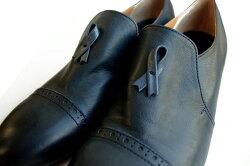 【先行予約】【3月上旬入荷】chausser(ショセ)C2174レザーリボンメダリオンスリッポン【送料無料】【smtb-k】【w3】ground|靴