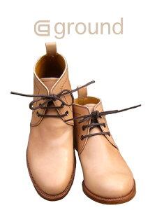 chausser(ショセ)ナチュラルコードバンチャッカーブーツ|ground|靴chausser(ショセ) C712...
