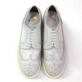 【定価\50.000→\40.000】【送料無料】Men's chausser/ショセ C795 短靴ホワイトソールレースアップシューズground|靴【返品交換不可】