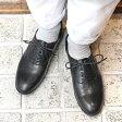 【今すぐ使える1000円クーポン♪】【送料無料】【2017春夏先行予約】chausser/ショセ C-2253 サイドゴアレースアップマニッシュシューズ ブラック|ground|靴|【返品不可】