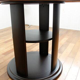 商品名|ELGAエルガダイニングテーブル円卓食卓テーブルサイズ|テーブル直径120cm高さ70cm生産国|タイ北欧シンプルテーブルミッドセンチュリーレトロモダン丸テーブル