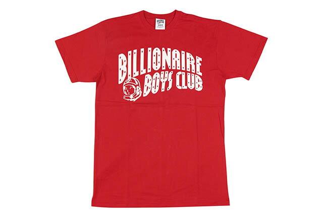 トップス, Tシャツ・カットソー BILLIONAIRE BOYS CLUB CLASSIC ARCH SS TEE (891-1211:TANGO RED)