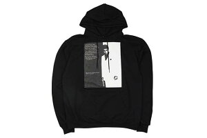 NO BRAND SCARFACE P/O HOODY (BLACK)フーディー/ブラック