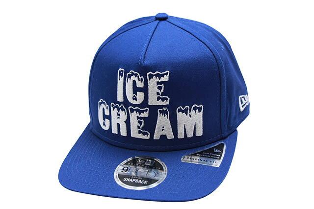 メンズ帽子, キャップ ICE CREAM BACON SNAPBACK HAT (481-7800LIGHT ROYAL)