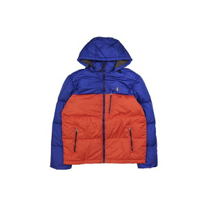 POLO RALPH LAUREN JACKSON DOWN JACKET (710756865005:BLUE SATURN/BITTERSWEET)ポロラルフローレン/ダウンジャケット/ブルー