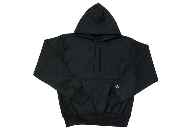 Black Champion Hoodie | Fashion Ql